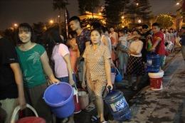 Ngày thứ 3 xét nghiệm mẫu nước sạch sông Đà, các tiêu chuẩn vẫn đạt