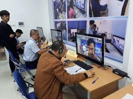 Phiên giao dịch online các tỉnh thành kết nối cung cầu lao động thời vụ