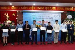 7 dự án khởi nghiệp Hà Nội được nhận đầu tư vốn để phát triển