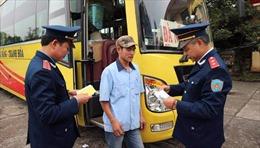 Tập trung xử lý xe khách vi phạm xung quanh khu vực bến xe Mỹ Đình
