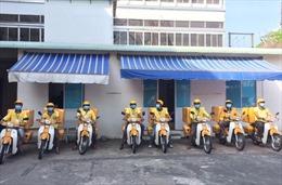 Bưu điện Việt Nam nhận chuyển phát hàng đến điểm cách ly COVID-19