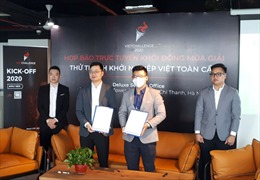 Có 6 điểm mới tại cuộc thi khởi nghiệp toàn cầu VietChallenge năm 2020