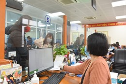 Cấp lại thẻ BHYT do hỏng, mất trên Cổng Dịch vụ công Quốc gia thực hiện như thế nào?