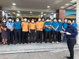Phát huy tinh thần đoàn kết theo tư tưởng Hồ Chí Minh về phòng chống dịch tại cơ sở