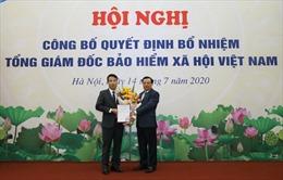Công bố quyết định bổ nhiệm Tổng Giám đốc BHXH Việt Nam
