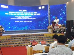Hợp tác xây dựng chuyển đổi công nghệ số trong môi trường giáo dục, y tế tại Bắc Ninh