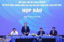 Sẽ ra mắt Hội đồng Giáo dục nghề nghiệp nghề ASEAN