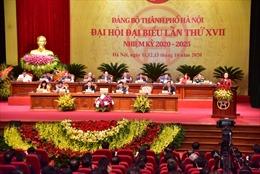Đại hội lần thứ XVII Đảng bộ Thành phố Hà Nội: Công tác xây dựng, chỉnh đốn Đảng đạt kết quả quan trọng