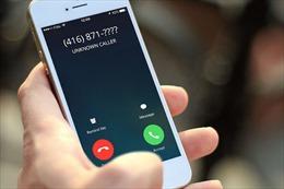 Các nhà mạng chặn 9 triệu cuộc gọi giả mạo khi áp dụng công nghệ mới