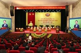 Đại hội lần thứ XVII Đảng bộ Thành phố Hà Nội: Lựa chọn cán bộ có đức, có tài, có uy tín