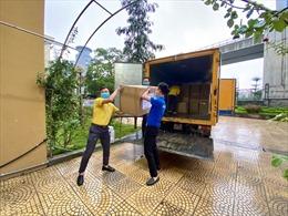 Bưu điện Việt Nam miễn phí chuyển phát hàng cứu trợ tới 4 tỉnh miền Trung