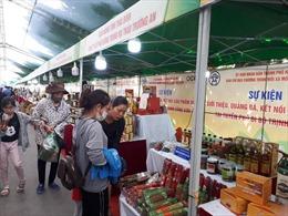 Hơn 200 biên bản kết nối tiêu thụ sản phẩm OCOP với các tỉnh đồng bằng sông Hồng