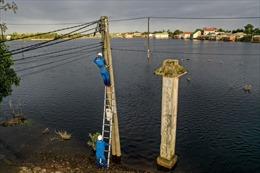 VNPT phối hợp các nhà mạng đảm bảo liên lạc sau bão số 9
