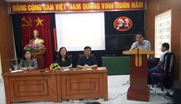 Hà Nội quảng bá sản phẩm đặc thù gắn với văn hóa vùng đồng bằng sông Hồng