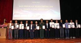 'Chìa khóa vàng 2020' khẳng định chất lượng sản phẩm, dịch vụ an toàn thông tin Việt Nam