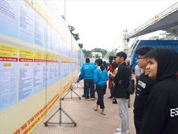Hà Nội: Kết nối nhu cầu việc làm tại quận Tây Hồ