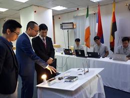 Đội Hàn Quốc thắng lớn trong cuộc thi An toàn không gian mạng toàn cầu