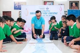 Hơn 45,000 học sinh được tuyên truyền bảo vệ tài nguyên nước qua chương trình 'Mizuiku – Em Yêu Nước Sạch'