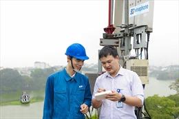 Mạng di động 5G sẽ phủ sóng ở đô thị và các khu công nghiệp