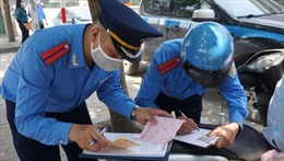 Thanh tra giao thông Hà Nội triển khai kế hoạch cao điểm Tết