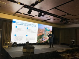 VNPT tạo ra các sản phẩm dịch vụ số ưu việt, hệ sinh thái số cung cấp cho khách hàng