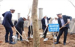 BHXH Việt Nam tổ chức 'Tết trồng cây' Xuân Tân Sửu năm 2021