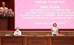Hà Nội: Tập trung tuyên truyền về quyền, nghĩa vụ và trách nhiệm của cử tri