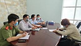 Phạt đối tượng tung tin thất thiệt về dịch COVID-19 tại Huế