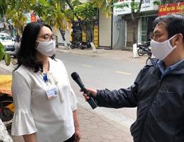 'Binh chủng thông tin' trên 'mặt trận' chống dịch COVID-19