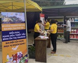 Bưu điện mở rộng cung cấp thực phẩm tươi tại thành phố Tuy Hòa (Phú Yên)