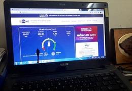 Công khai kết quả đo kiểm định chất lượng Internet dựa trên trải nghiệm của người dùng