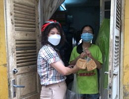 'Muôn mặt' hỗ trợ người gặp khó khăn trong dịch COVID-19