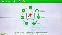 Vì sao app PC-COVID không thay thế app chống dịch ở địa phương?