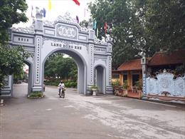 Huyện Đan Phượng dẫn đầu trong phong trào xây dựng nông thôn mới nâng cao tại Hà Nội