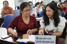 Tiếp tục bổ sung các tiện ích VssID – Bảo hiểm xã hội số