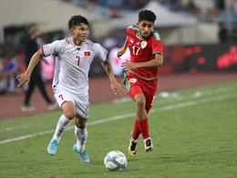 VTV không mua bản quyền, có thể xem trực tiếp U23 Việt Nam- U23 Pakistan tại đây
