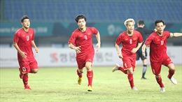 19h30 ngày 27/8, U23 Việt Nam – U23 Syria: Chờ ông Park trổ tài!