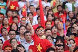 Cờ đỏ sao vàng bay cao trong ngày Quốc khánh 2/9 vì những người con mang vinh quang về cho Tổ quốc
