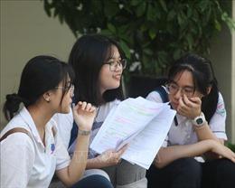 Hà Nội công bố điểm vào lớp 10 THPT công lập