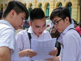 Gợi ý đáp án đề thi các môn Khoa học tự nhiên kỳ thi THPT quốc gia 2019