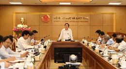 Thành lập 9 hội đồng thẩm định sách giáo khoa lớp 1