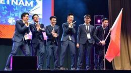 Việt Nam đoạt 2 huy chương vàng, 4 huy chương bạc tại Olympic toán quốc tế 2019