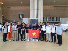 Việt Nam đoạt 3 huy chương vàng Olympic Vật lí quốc tế 2019
