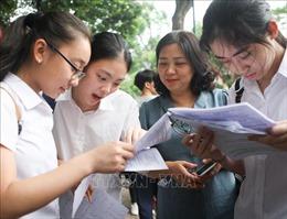 Hà Nội tuyển bổ sung học sinh lớp 10, 11 vào bốn trường THPT chuyên