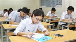 Đề tham khảo THPT quốc gia 2020: Lượng kiến thức lớp 12 giảm