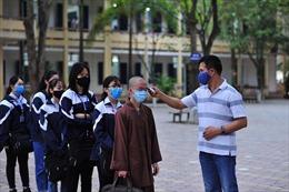 Tất cả các tỉnh thành sẵn sàng đón học sinh trở lại trường vào ngày 4/5