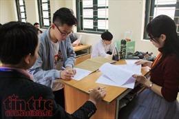 Hôm nay, thí sinh bắt đầu đăng ký thi tốt nghiệp THPT và xét tuyển đại học