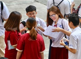 Hồ sơ đăng ký dự thi tốt nghiệp THPT gồm những gì?