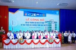 Ra mắt các chương trình đào tạo kỹ sư của 7 trường đại học kỹ thuật hàng đầu Việt Nam