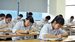 Đề tham khảo thi tốt nghiệp THPT 2021: Học sinh 'dễ thở'với Toán - Ngữ văn